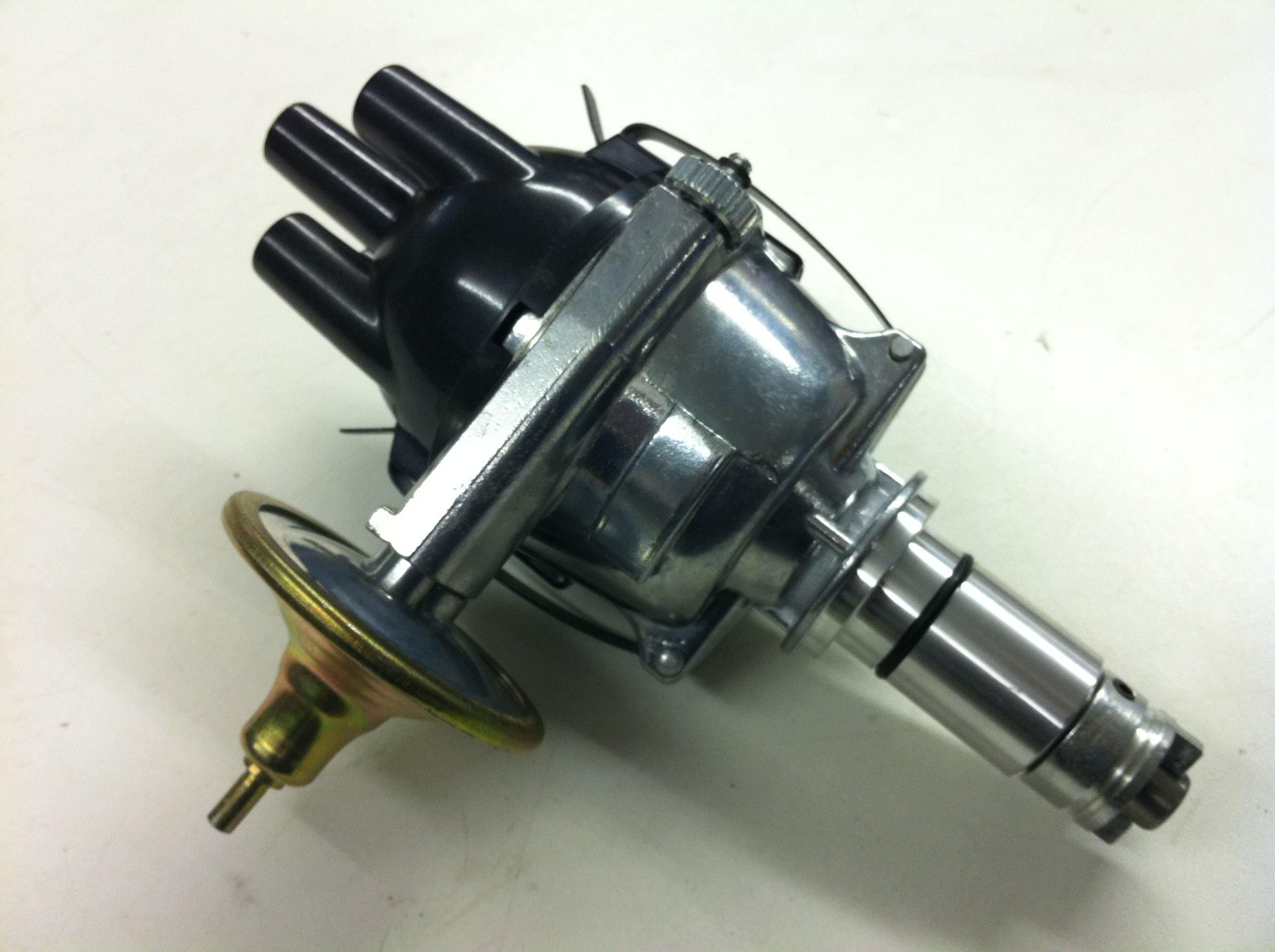 AccuSpark Electronic ignition