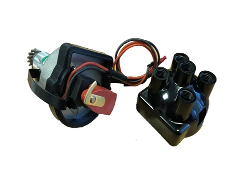 hillman imp   accuspark 25d electronic ignition kit negative earth